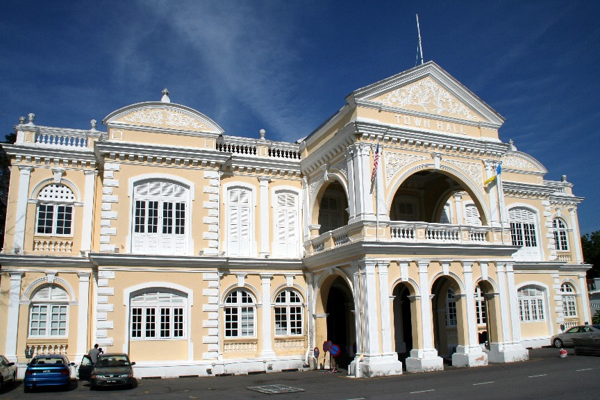 Town Hall / George Town / Penang / MYS
